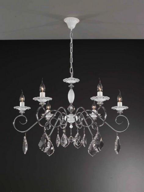 Люстра подвесная LA LAMPADA L 3332/6.02+13 Paderno luce