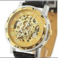 Женские часы скелетон Winner Simple II