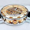Женские часы скелетон Winner Simple II, фото 2