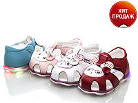 Стильные яркие сандалии для девочки (р15-19) 17