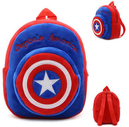 Мини рюкзак для детей | Капитан Америка