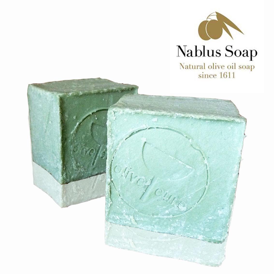 Нежное лавровое мыло ручной работы Nablus, 25% лавра, 110-115g., Палестина