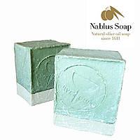 Нежное лавровое мыло ручной работы Nablus, 25% лавра, 110-115g., Палестина, фото 1