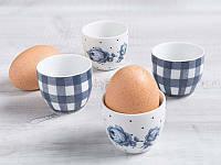Подставка для яиц 4 шт КА VINTAGE INDIGO 5176114