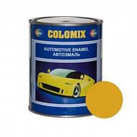 Автокраска 299 Такси COLOMIX алкидная краска 1л