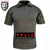Рубашка тактическая короткий рукав (VENDETTA) Olive  44-46