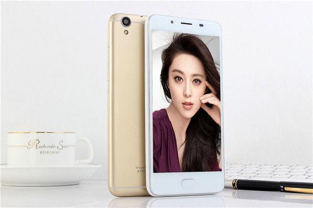Android смартфон Iphone 6 золотой ультратонкий на 2 сим 1080 * 720+   8gb карта памяти и бампер в Подарок!
