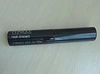 Водостойкая, удлиняющая тушь для ресниц Clinique High Impact Lash Elevating Mascara, миниатюра, 4 ml, фото 1