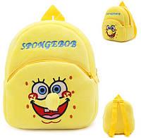 Мини рюкзак для детей | Спанч Боб