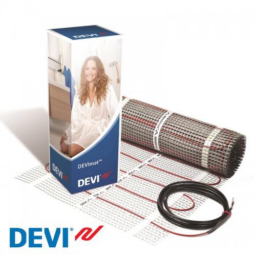 Нагревательный двухжильный для теплого пола DEVIcomfort 150Т, мощность 1372Вт, (10,0 м.кв.) (Дания)