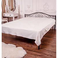 Кровать Элис 160 бежевая