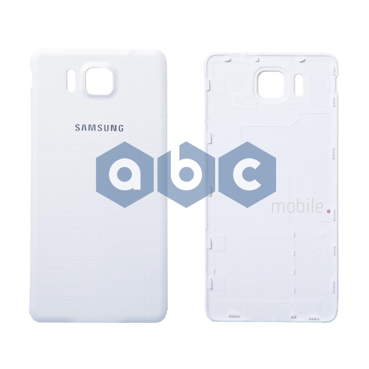 Задняя крышка (панель) Samsung Galaxy Alpha G850 белая