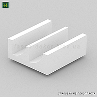 Ш-профиль 150*60, упаковка из пенопласта