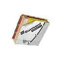 Пароізоляційна плівка Eurovent Standart ALU 130, фото 3