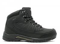 Ботинки мужские зимние Ecc 16070 черные
