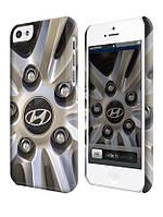 Чехол для iPhone 5с hyundai диски
