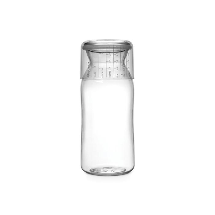 Емкость для хранения с мерным стаканом Brabantia 1,3 л (290220)