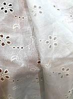 Ткань Прошва белая 1.5 метра (хлопчатобумажная)