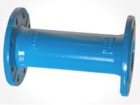 Патрубок чугунный фланцевый Ду50 L=100 мм