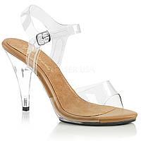 """Жіночі туфлі Fabulicious   CAR408/C-T/C   4"""" Heel, 1/8"""" PF   CARESS-408, фото 1"""