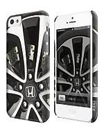 Чехол для iPhone 4/4s/5/5s/5с honda диски