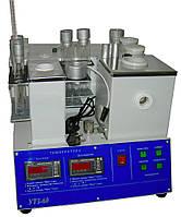 Установка УТЗ-60 для визначення температур плавлення і припинення плинності (застигання) нафтопродуктів