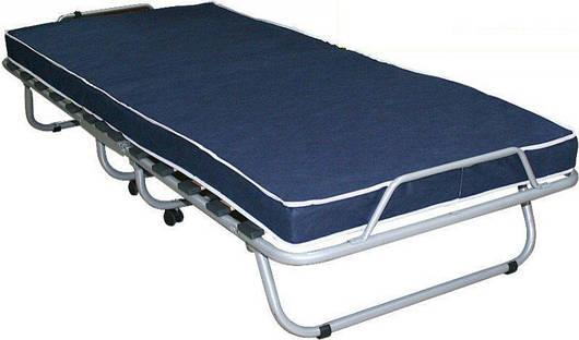 Раскладушка ортопедическая на ламелях 80 х 190