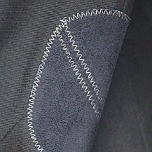 """Деловой школьный костюм для мальчика 122-128 рост """"Неаполь"""" серый с налокотниками, фото 2"""