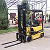 Складской вилочный погрузчик 1,5 тонны CAT GC15K  б/у