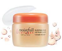 Ночная маска с коллагеном ETUDE HOUSE Moistfull Collagen Sleeping Pack, фото 1