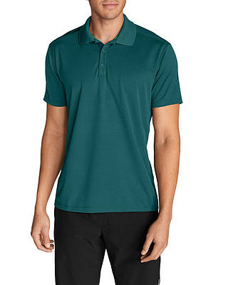 Поло Eddie Bauer Resolution Short-Sleeve Polo Shirt