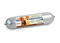 Колбаса Kippy Dog для собак с ягненком, рисом и мясными кусочками  0.8 кг