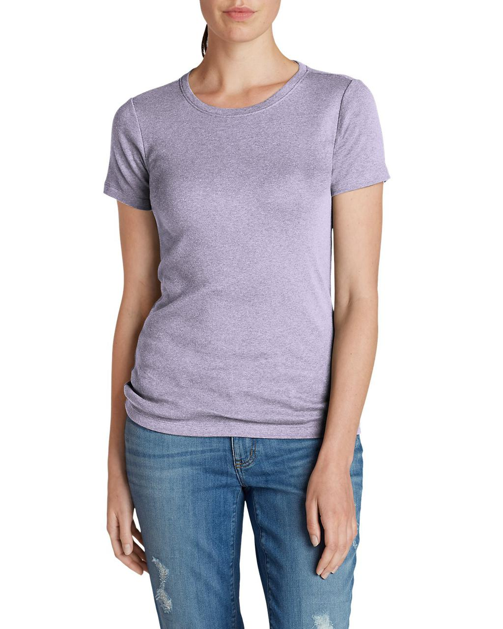Футболка Eddie Bauer Favorite Short-Sleeve Crewneck T-Shirt XS