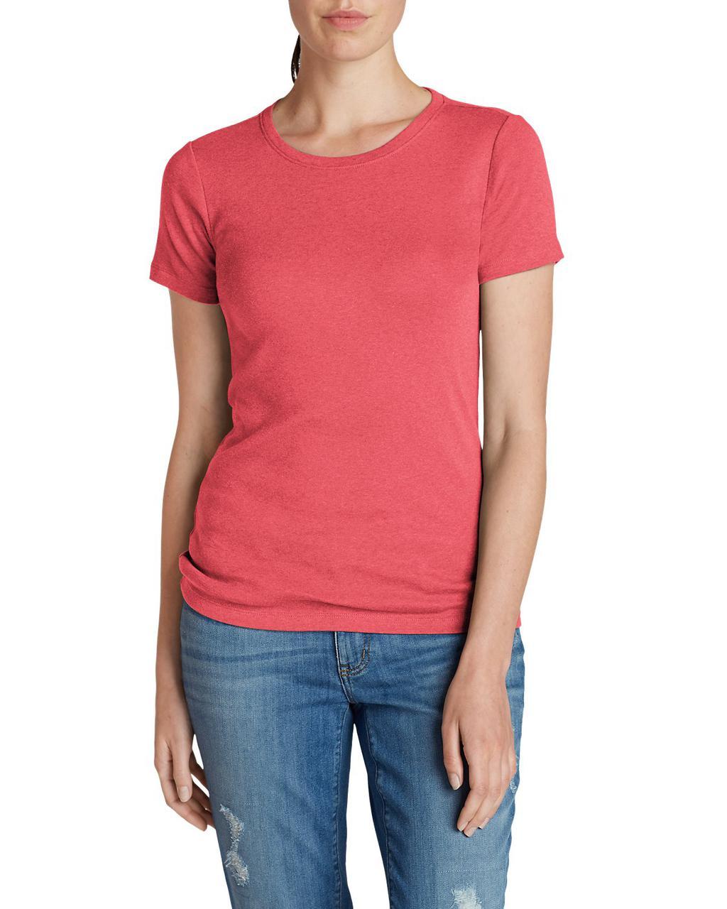 Футболка Eddie Bauer Favorite Short-Sleeve Crewneck T-Shirt S
