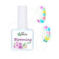 Квітучий гель-лак блюмінг білий 11 мл