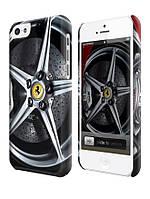 Чехол для iPhone 4/4s/5/5s/5с ferrari диски