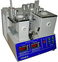 Установка УТЗ-60М для проведення температурних випробувань нафтопродуктів і палив