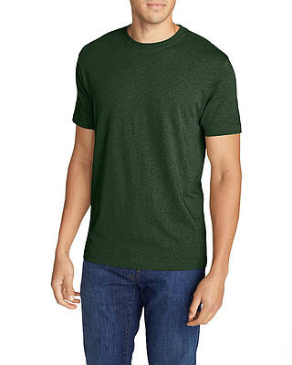 Футболка Eddie Bauer Legend Wash Short-Sleeve T-Shirt - Classic Fit