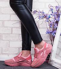"""Кроссовки, кеды, мокасины женские реплика  """"Huarache"""" эко кожа, спортивная, летняя, повседневная обувь, фото 2"""