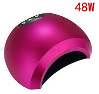 UV LED лампа светодиодная  48 Вт фуксия ( Без коробки) новая