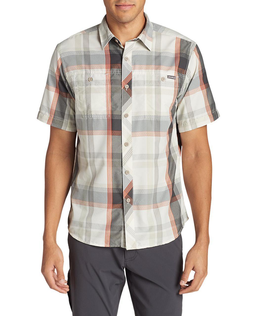 Тенниска Eddie Bauer Greenpoint Short-Sleeve Shirt M
