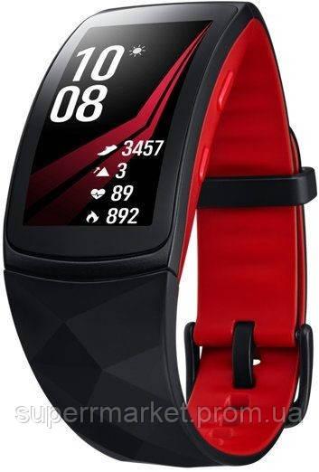 Фитнес-браслет Samsung Gear Fit 2 Pro large (SM-R365NZRASEK) Red  '3