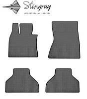 Коврики в салон BMW X5 (E70) 07 (БМВ Х5/Х6) (2 шт) передние, Stingray