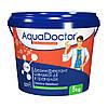 Хлор шок AquaDoctor C60 5 кг - разрушает органические вещества,вызывающие помутнение загрязнение в воде бассей