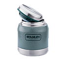 Термос-банка для еды Stanley Adventure (0.29л), зеленая, фото 3