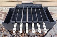 Электромангал - Мангал с электроприводом - Электропривод для шампуров на мангал