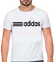 "Футболка мужская ""Adidas"" XS/S/M/L/XL/XXL"