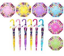 """Зонт """"Барби"""", высота 49 см, диаметр раскрытия - 80 см"""