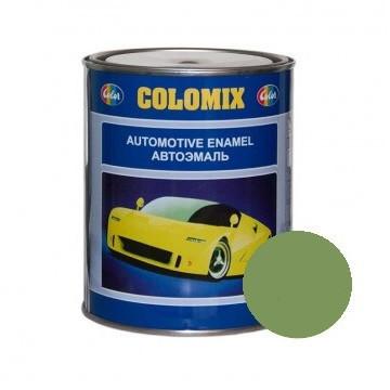 Автокраска 325 Липа зеленая COLOMIX алкидная краска 1л