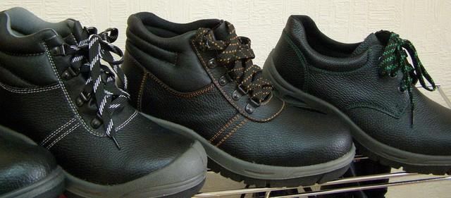 Обувь рабочая, Спецобувь, Защитная обувь